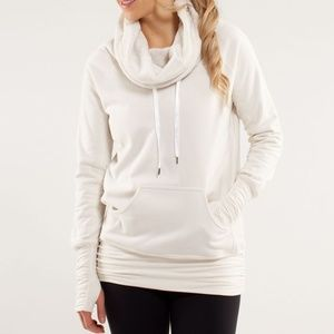 LULULEMON Dont Hurry Be Happy Fleece Pullover
